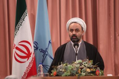 حمید شهریاری، معاون رییس قوه قضائیه