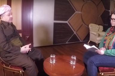 مصاحبه با مسعود بارزانی