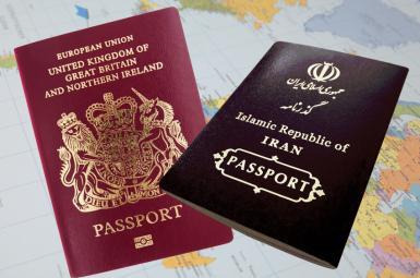 دوتابعیتیهای ایرانی - بریتانیایی