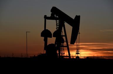 یک میدان نفتی در تگزاس آمریکا