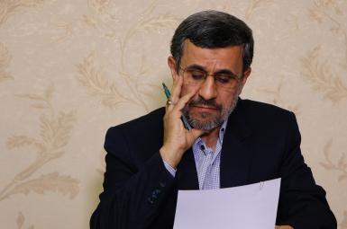 محمود احمدینژاد، رئیسجمهور پیشین ایران