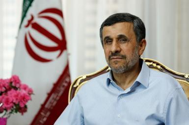 احمدی نژاد رئیس جمهور پیشین ایران