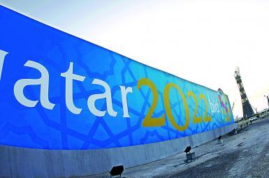 ۲۰۲۲قطر میزبان جام جهانی