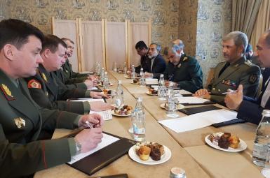 اجلاس بینالمللی امنیتی مسکو