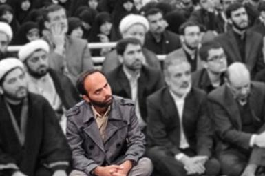 Raouf, an IRGC interrogator recognized by former political prisoners from this photo.