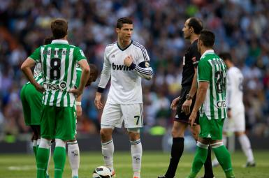 رئال مادرید – بتیس