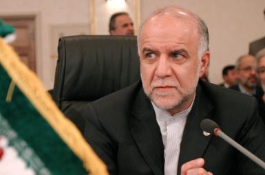 Iran's Minister of Petroleum, Bijan Zanganeh. FILE