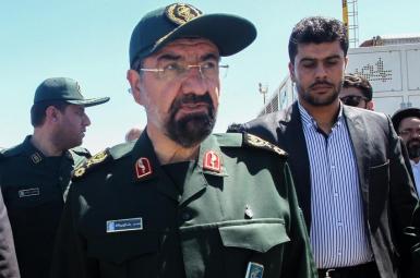 Mohsen Rezaei, Secretary of Iran's National Security Council. FILE