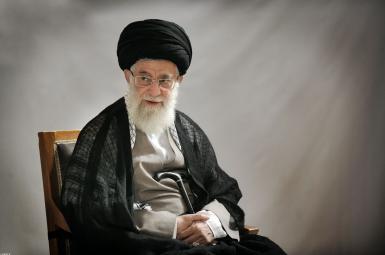 علی خامنهای،رهبر جمهوری اسلامی ایران