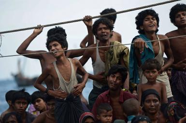 دیدهبان حقوق بشر دولت میانمار