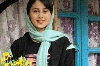 A 14-year-old girl, Romina Ashrafi who was murdered by her father in an honor rage. May 2020