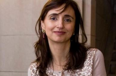 Roya Hakakian, a US based writer and Iranian activist says she was target of a plot. FILE