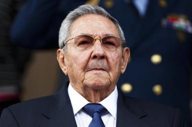 رائول کاسترو رئیس جمهوری کوبا