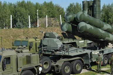 سیستم دفاع موشکی اس-۴۰۰