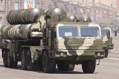 سامانه پدافند موشکی اس۴۰۰