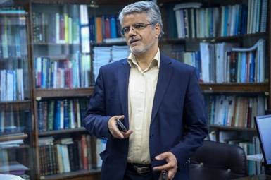 Ex Iran parliamentarian Mahmoud Sadeghi. File Photo
