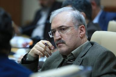 Saeed Namaki, Iran's health minister in the Rouhani administration. FILE