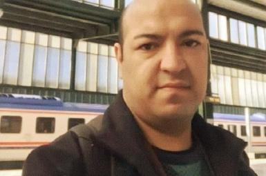 Sasan Niknafs, a politicla inmate suffering health problems died in prison in Iran. File photo
