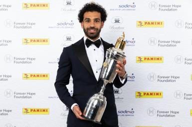محمد صلاح، مهاجم مصری تیم فوتبال لیورپول، عنوان برترین بازیکن لیگ برتر جزیره را از آن خود کرد.