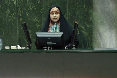 نطق سالیانه پروانه سلحشوری در مجلس