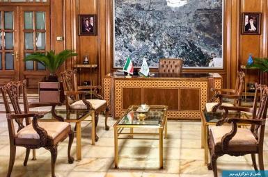 دفتر شهردار تهران