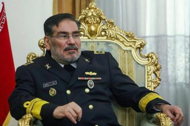 Admiral Ali Shamkhani, Secretary of Iran's Supreme National Security Council. FILE Photo