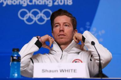 شان وایت، اسنوبورد باز تیم ملی آمریکا