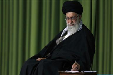 علی خامنهای، رهبر جمهوری اسلامی ایران