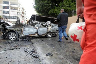 زخمیشدن یک مقام ارشد حماس در لبنان در اثر انفجار بمب