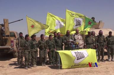 نیروهای دموکراتیک سوریه