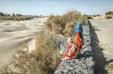بحران کمآبی و خشکسالی در سیستان و بلوچستان