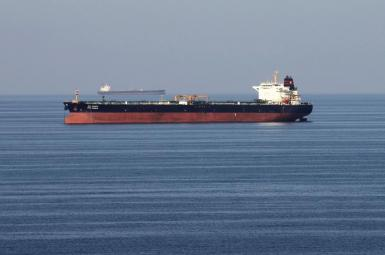 An oil tanker in the Persian Gulf. FILE PHOTO