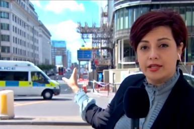 گزارش ایراناینترنشنال از محل حملات تروریستی لندن