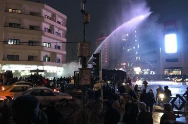 ادامهی اعتراضات خیابانی در ایران