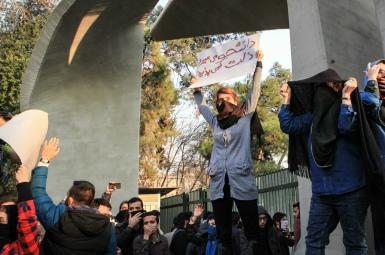دانشجویان بازداشتی