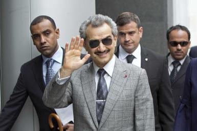 شاهزاده ولید بن طلال