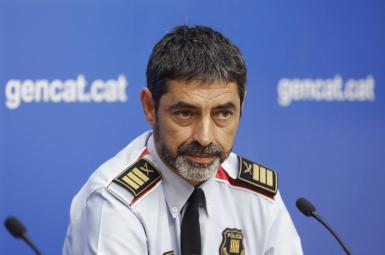 رئیس پلیس کاتالونیا، جوزپ لوئیس تراپرو آلوارز