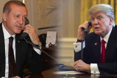 دونالد ترامپ و رجب اردوغان