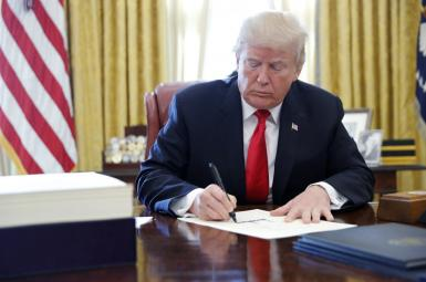 ترامپ «وضعیت اضطراری ملی» علیه ایران را تمدید کرد