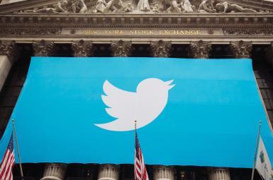 """توئیتر: قطع حساب کاربری ترامپ """"خطای انسانی"""" بود"""