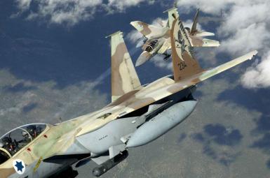 اسرائیل یک پادگان نظامی وابسته به حماس در غزه را بمباران کرد