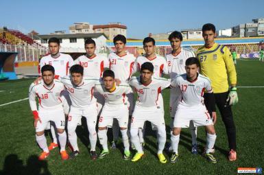 پیروزی ایران مقابل قرقیزستان