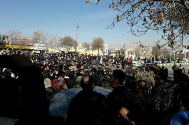 اعتراضات خیابانی ایران در دیماه