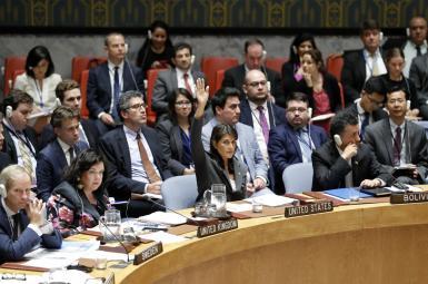 رأیگیری در شورای امنیت سازمانملل