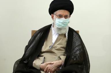 Iran's Supreme Leader Ali khamenei speaking on protests. July 23, 2021