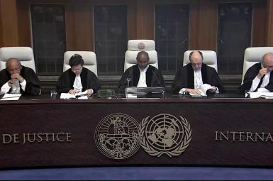 دیوان بینالمللی دادگستری لاهه