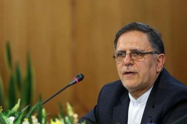 ولیالله سیف، رئیس بانک مرکزی