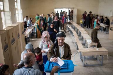 اعتراض اکثر احزاب اقلیم کردستان به «تقلب» در انتخابات پارلمانی عراق