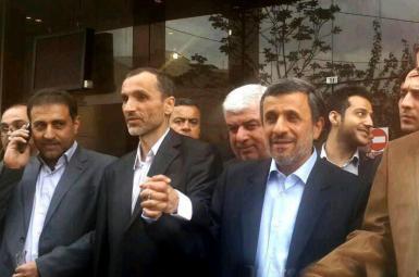 یاران احمدینژاد