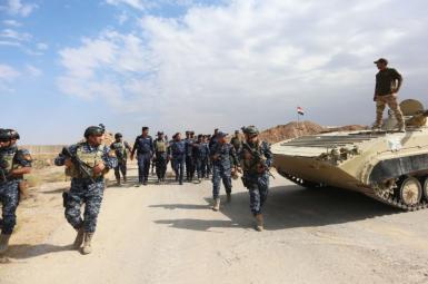 نظامیان در مناطق نفتخیز کرکوک